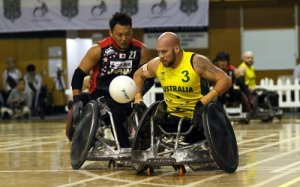 See the World's best Wheelchair Rugby teams