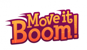 Get active and interactive to help your school win this year's Move it Boom challenge!