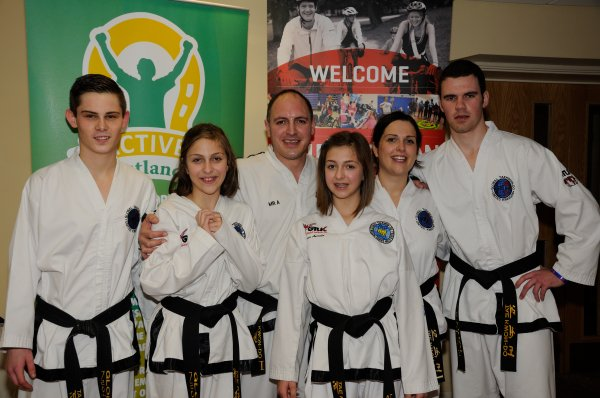 GTUK Taewon- Do Club